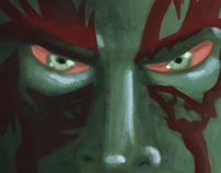 Drax |  Marvel Phase 2 - Brazilian Tribute