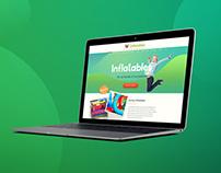 Web Design - Surrey Inflatables