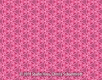 Repeat pattern in pink