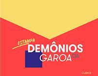 Demônios da Garoa - Projeto Estampa