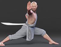 Shaolin: Remastered