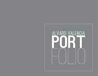 Alvaro Valencia's Portfolio