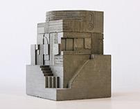 Concrete Urn / No.19