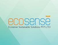 EcoSense brand Identity and Company profile AV