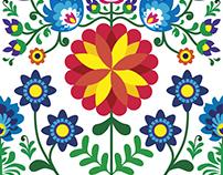 Criação de Estampas - Gypsy Folk