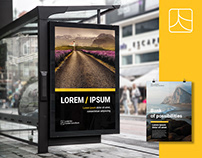 Golden Sand Bank - materiały reklamowe