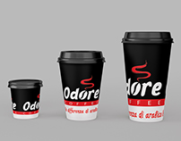 ODORE COFFEE | Cup Designs