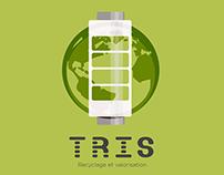 """Logo """"Tris - Recyclage et valorisation"""""""
