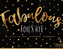 Fabulous Foils Kit
