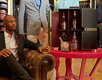 Chivas Regal Serve Unit