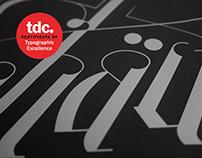 Tannhäuser™ Display Typeface