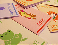 Card & Badge Set