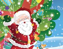 Happy Santa!