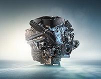 CGI & Postproduction | BMW Efficient Dynamics - Part 2