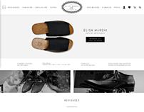 Website Elisa Marchi