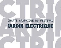 Graphic Charter Jardin Electrique