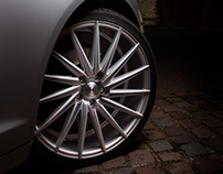 Audi A6 Judd Wheels