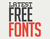 Latest Free Fonts Download