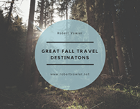 Robert Vowler | Great Fall Travel Destinations