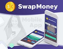 SwapMoney | Mobie App