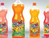 SUN TROPIZZ - caribbean juicy sodas