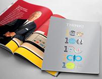 IBM Think! - layout design