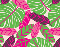 TROPICAL LEAFS