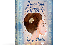 'Inventing Victoria' cover for Bloomsbury NYC