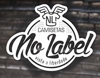 Camisetas No Label - marca
