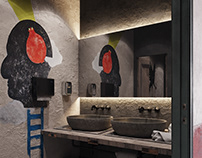Georgian bar, Spb