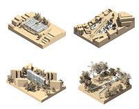 M+D: Video 360º Metales/Pétreos/Cerámicos/Concreto