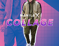 Manila X: Collage