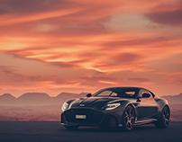 Aston Martin in the UAE