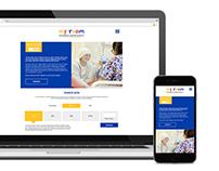 My Room Charity Website