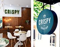 Salad bar Crispy