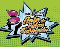 8o Encuentro Nacional de Capoeira LDM SLP