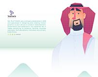 Motion graphics | APD_KSA