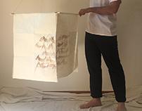 Paper-lamp