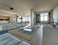 16TH Apartment by Balbek Bureau