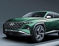 2020 Hyundai Vision T Production Spec