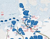 Kohle-Protest-Karte