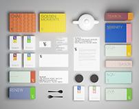 Teabox, Identity system