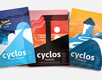 Cyclos travel guides