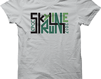 2017 CPCC Skyline Run (Concept)