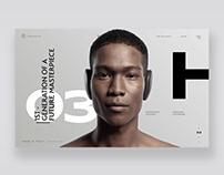 Human UI Concept (Redesign)