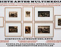 SIETE ARTES MULTIMEDIA - Plataforma de Contenidos