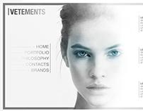 VETEMENTS - UI Design