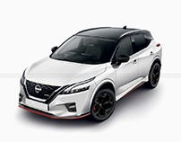 Nissan Qashqai Nismo