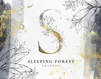 Sleeping Forest Designer Kit