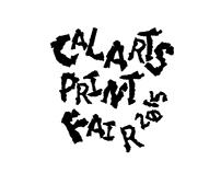 CalArts PrintFair 2015